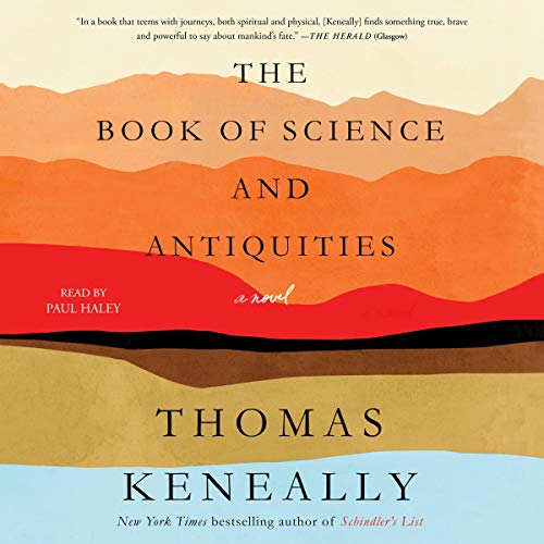 The Book of Science and Antiquities cover art