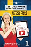 Imparare lo svedese - Lettura facile | Ascolto facile - Testo a fronte: Imparare lo svedese Easy Audio | Easy Reader: Volume 1