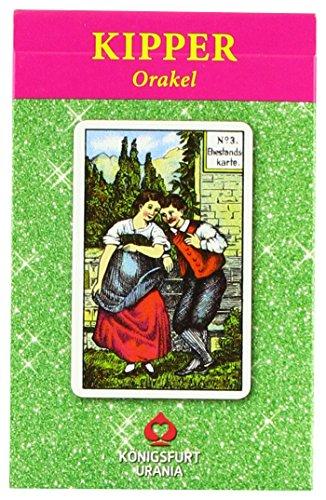 Original Kipper-Karten (einmalige Sonderausgabe, 7 x 11 cm)