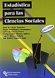 Estadística para las ciencias sociales (Manuales)