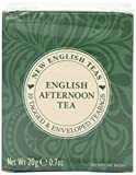 New English Teas Original Classics English Afternoon Teabags Carton (Pack of 6, Total 60 Teabags)