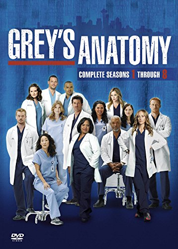 Greys Anatomy 1-8