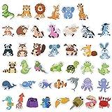 kramow Animales magnéticos ,Imanes Nevera para niños,Animales imanes niños
