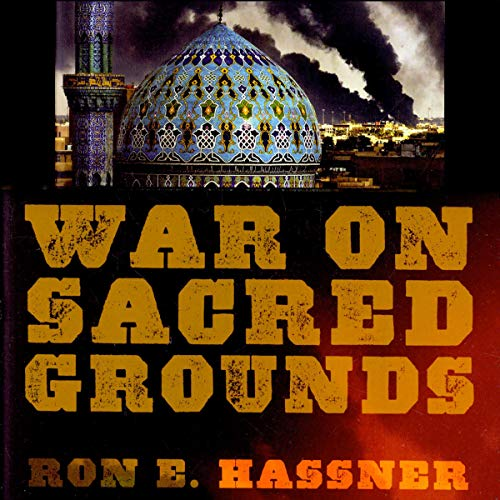 War on Sacred Grounds audiobook cover art