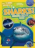 National Geographic Kids Sharks Sticker Activity Book: Over 1,000 Stickers! (NG Sticker Activity Books)