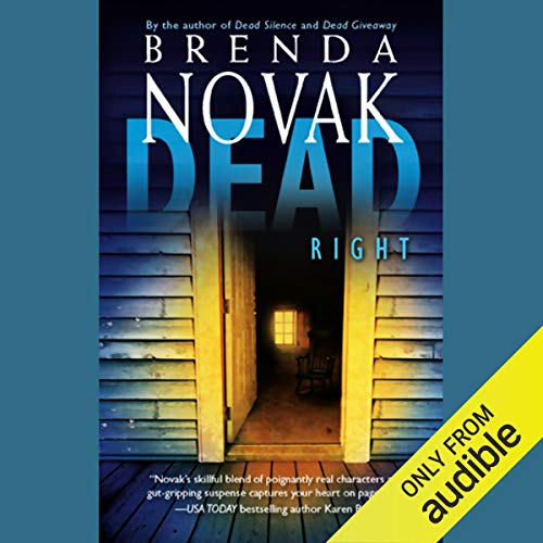 Dead Right audiobook cover art