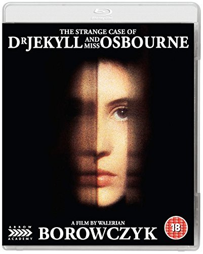 The Strange Case of Dr Jekyll [Blu-ray] [Import anglais]