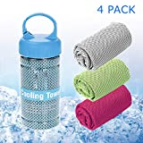 Best Cooling Towels - SUKYED Cooling Towels,Yoga Towel,Sport Towel,Quick Dry,Microfiber Towel,Chilly Towel Review