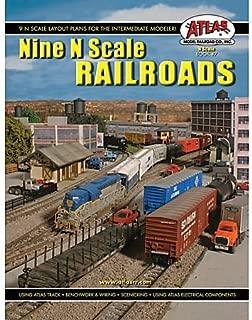 Nine N Scale Railroads