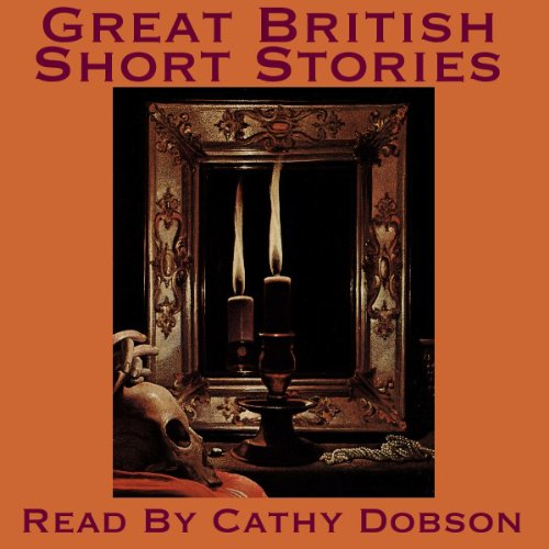 Great British Short Stories audiobook cover art