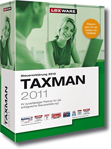 Preisvergleich Produktbild Taxman 2011 (für Steuerjahr 2010)
