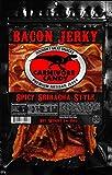 JURASSIC JERKY'S Carnivore Carnivore Candy Bacon Jerky - Spicy Sriracha Flavor - Single Pack (1 x 2oz Bag)
