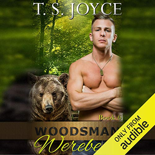 Woodsman Werebear audiobook cover art