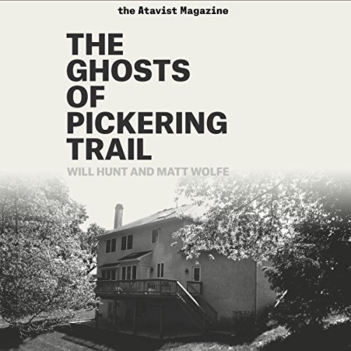 The Ghosts of Pickering Trail audiobook cover art