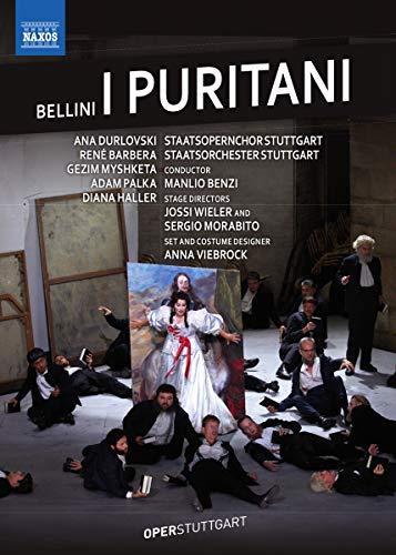 Bellini: I Puritani [2 DVDs] (Stuttgart, 2018)