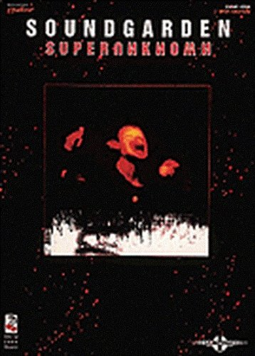 Hal Leonard Soundgarden Superunknown Guitar Tab Songbook