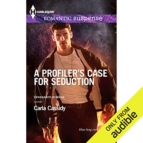 A Profiler's Case for Seduction audiobook cover art
