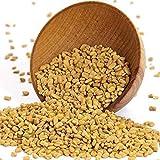 Organic World Fenugreek Seeds Whole Methi Dana Methi Seed (Pack of 200 Gram)