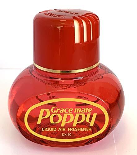 Original Poppy Grace Mate Duftspender (Cattleya, ohne Beleuchtung) (150 ml), Raum-Duft für die Wohnung, LKW, Auto - RaumParfum beseitig unangenehme Gerüche