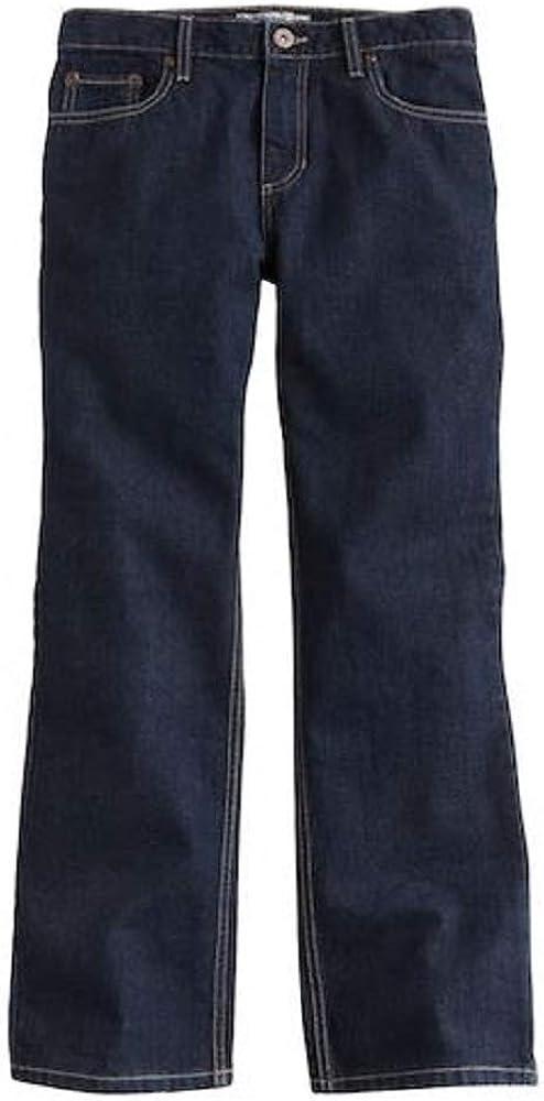 Boys 8-20 Classic Relaxed Straight Jeans in Regular, Slim & Husky
