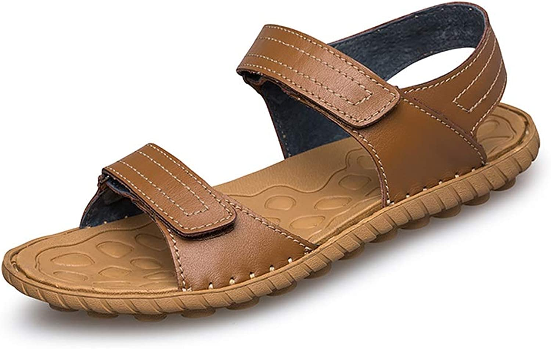 SHENNANJI Männer Wasserschuhe Mode Sandalen Lässig Lässig Lässig Einfach Leicht Gewicht Bequem Haken & Loop Outdoor Schuhe  b1d868