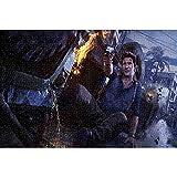Nathan Drake Rompecabezas para adultos Puzzle de 1000 piezas Uncharted 4: The End of a Thief Rompecabezas imposible Rompecabezas del desafío del cerebro Rompecabezas educativos niños regalo 38x26cm