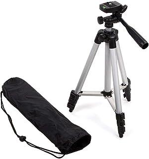 حامل ثلاثي الارجل عالمي وقابل للنقل والتعديل للكاميرا الرقمية الموبايل/الهاتف الخلوي