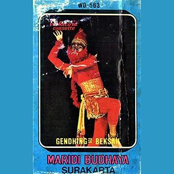Gendhing Gendhing Beksan Maridi Budhaya Surakarta