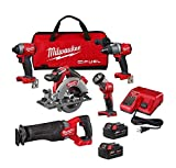 Best Power Tool Combo Kits - 2998-25 M18 FUEL 18-Volt Lithium-Ion Brushless Cordless Combo Review