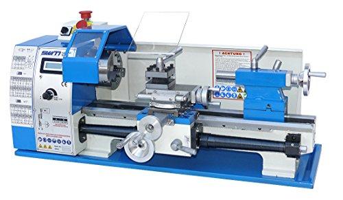 SWM Vario Leitspindel Tisch Drehmaschine Varioline TDM 400