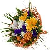 Florclick - Bouquet Orange- Ramo de flores naturales en 24 horas y envío GRATIS