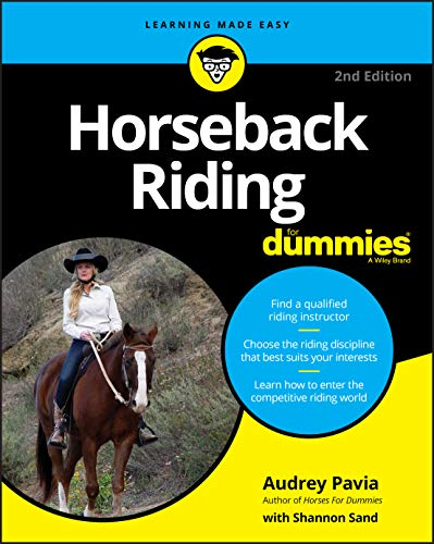 Horseback Riding For Dummies (For Dummies (Pets))