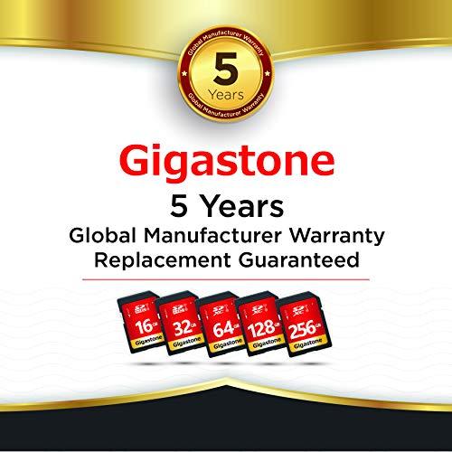 Gigastone128GBSDカードUHS-IU1Class10SDXCメモリーカード高速フルHDビデオデジタルカメラSDcardFullHD