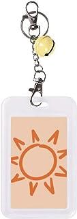 Sunshine Sun - Funda Protectora para Tarjeta de crédito, diseño de Cascabel Amarilla