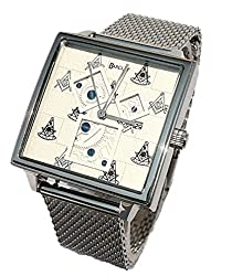 PAST MASTER WATCHES - What do these Past Master symbols on wrist