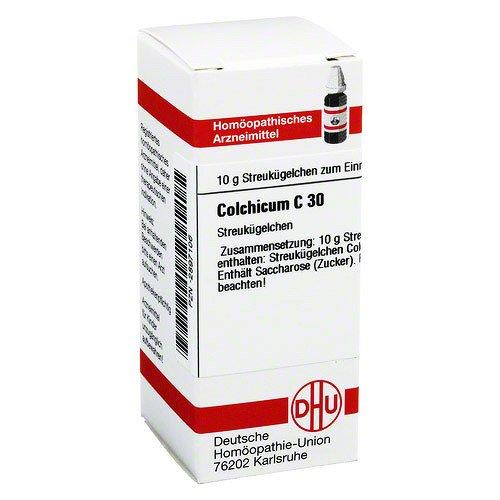 COLCHICUM C 30 Globuli 10 g Globuli