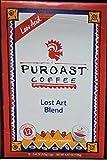 Puroast Coffee Lost Art Blend Single Serve Coffee, Medium Roast, 12 Count