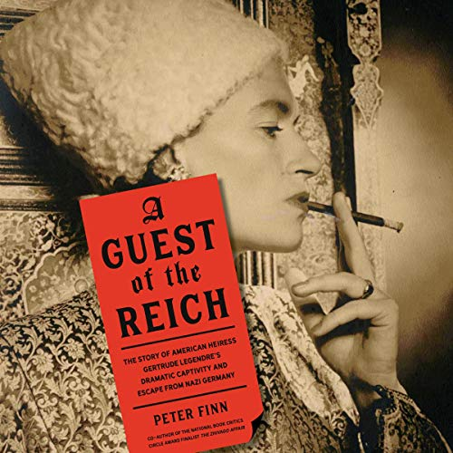 A Guest of the Reich cover art