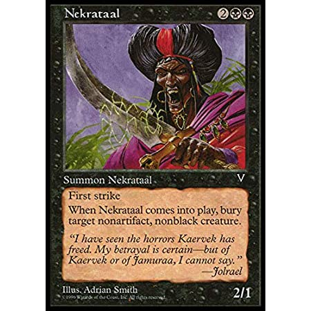 Magic: the Gathering - Nekrataal - Visions
