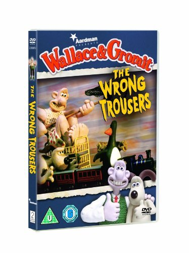 Wallace & Gromit - The Wrong Trousers [Reino Unido] [DVD]