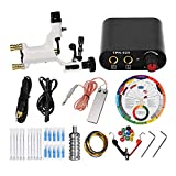 ATOMUS Tattoo Machine Set Tattoo Kit Complete Professional Tattoo Power Supply Piezas para tatuadores