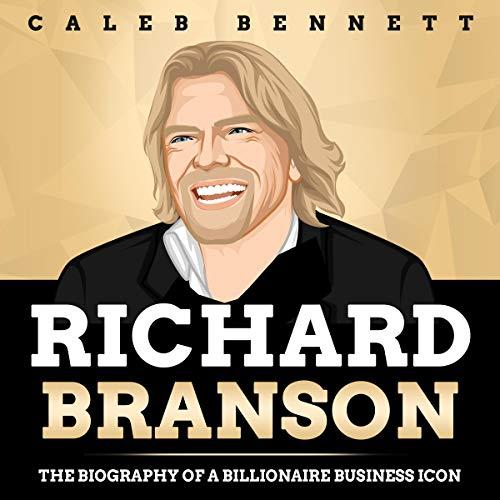 Richard Branson cover art