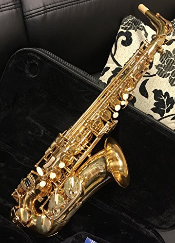 C.G. CONN AS501 Eb-Alt Saxophon inkl. Etui