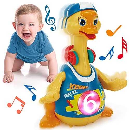 Juguetes Bebes 1 año Bailando Caminando...