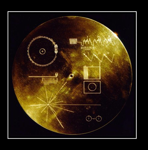 The Golden Record. Greetings and Sounds of the Earth. by Nasa Voyager Golden Record