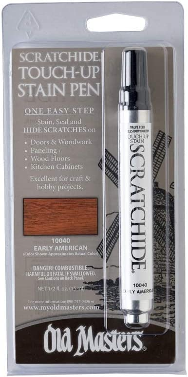 Sales of SALE items from new works Old Masters 10040 Scratchide Max 77% OFF Touch-up Early Pen American Stain