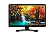 LG Monitor 22TN410V 22 Inch TV Monitor (2020 Model) - Full HD 1080 p, LED TV, Energy Class A, Black