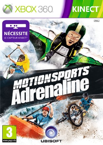 Ubisoft  Motionsports Adrenaline, Xbox 360