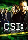 CSI:科学捜査班 シーズン5 コンプリートBOX-1 [DVD]