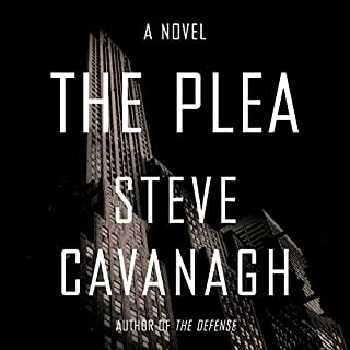 The Plea audiobook cover art